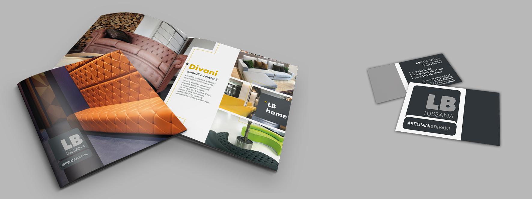 Strategie di comunicazione e digital marketing: Strumenti di comunicazione e di vendita per LB LUSSANA