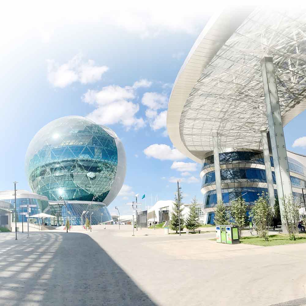Evento per Future Energy Astana Kazakhstan- Expo 2017