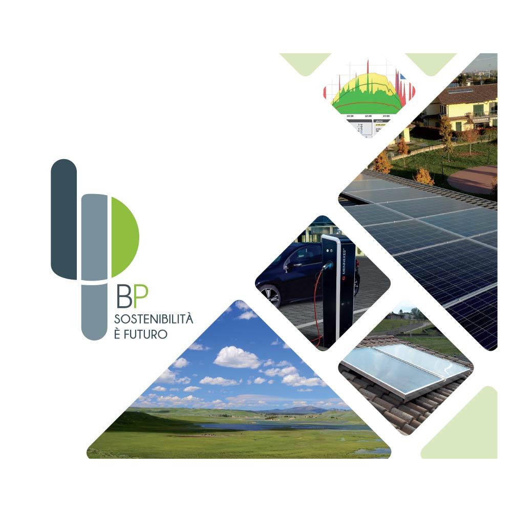e.20 supporta la comunicazione di BP S.r.l, un'azienda con 15 anni d'esperienza nelle rinnovabili che crede nell'ecosostenibilità.