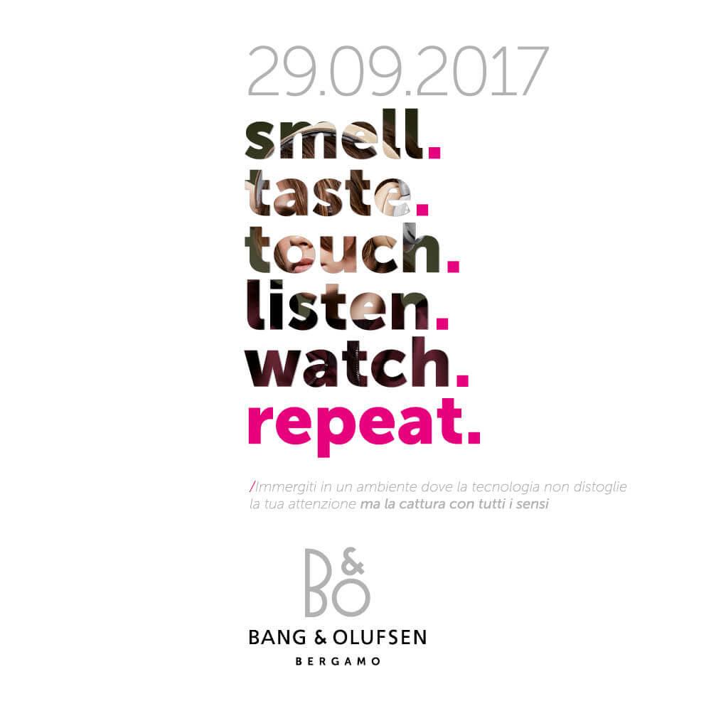 Strategie di comunicazione per Bang & Olufsen Bergamo