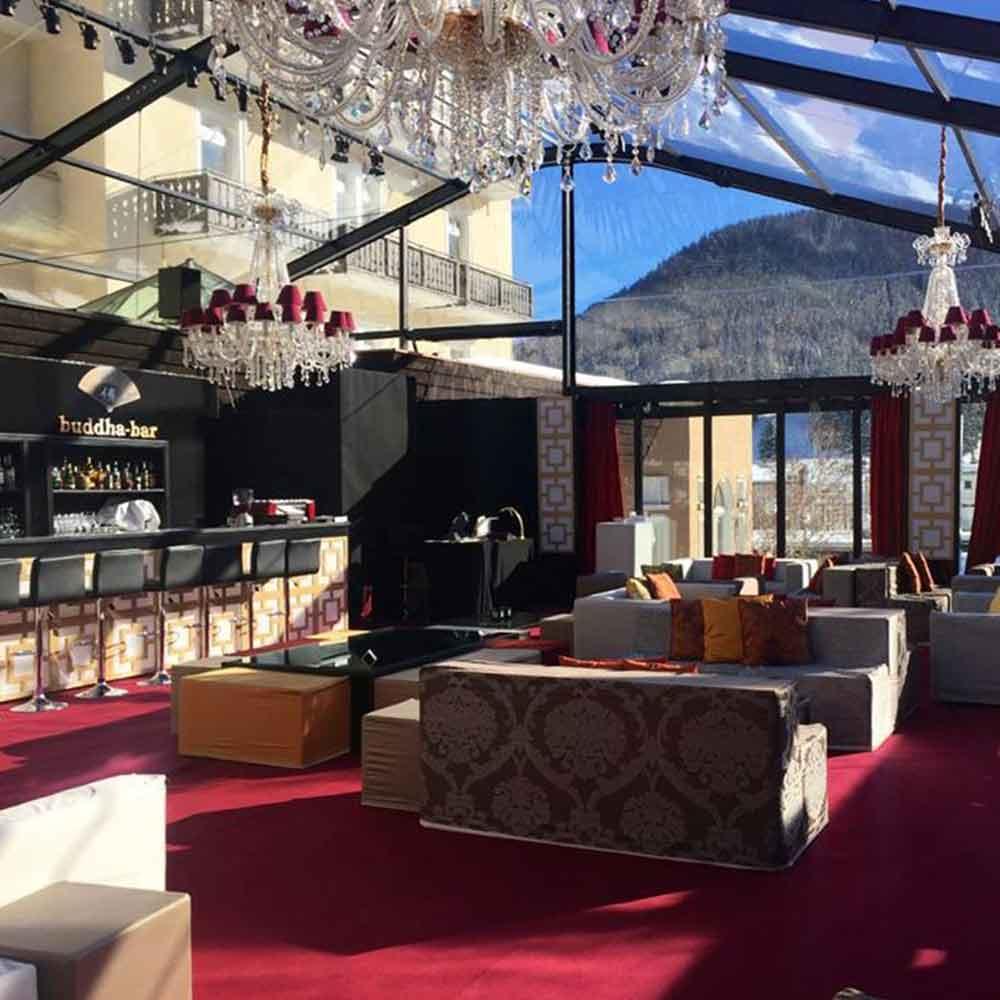 Evento per Rixos Hotel Davos - World Economic Forum
